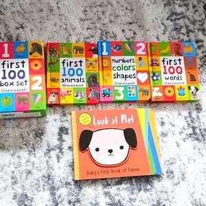 First Books - 4pc